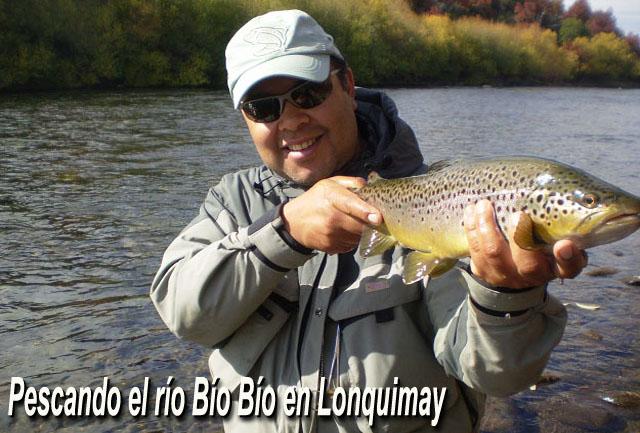 Pescando en el Bio Bio