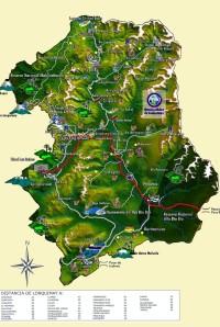 mapa lonki guia