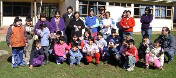 ¿Balloon-Chile en Lonquimay?