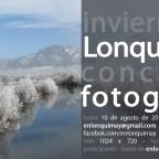Concurso fotográfico: el invierno en Lonquimay