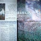 Lonquimay, un volcán que no quiere morir