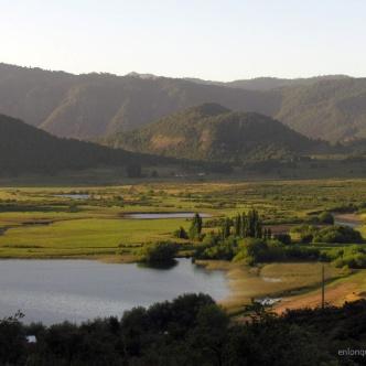Laguna Jara, vista parcial