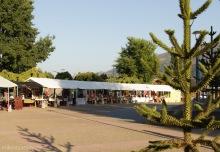 Plaza de Lonquimay, Feria Aniversario
