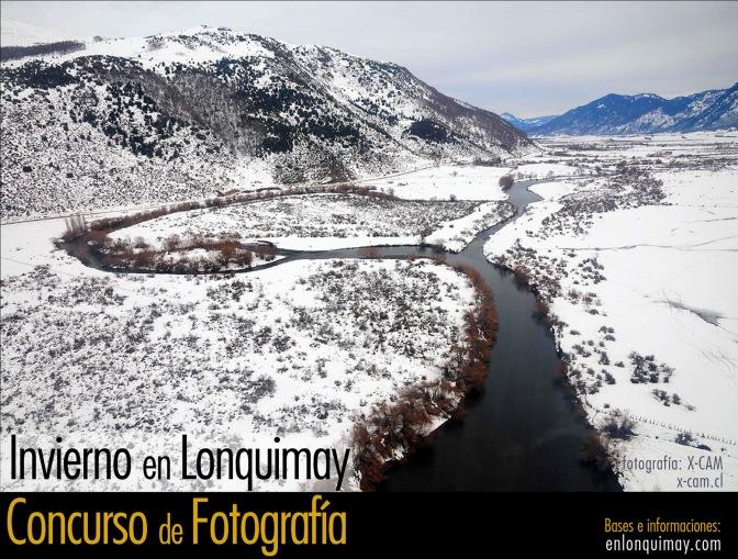 2do concurso de fotografía Invierno en Lonquimay  2014
