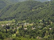 Troyo, vista desde la cuesta del Hierro
