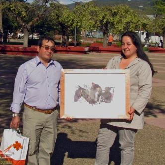 Marcial Orrego, Ganador elección del Jurado categoría Gente.