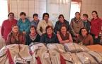 Por una vida saludable: adultos mayores de Lonquimay