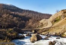 Puente sobre el Río Naranjo o Portales en Mallin del Treile-Naranjo