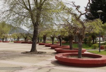 Plaza de Lonquimay
