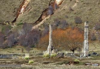 Ruinas en Sierra Nevada
