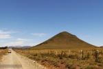 Cerro Redondo, camino hacia Galletué