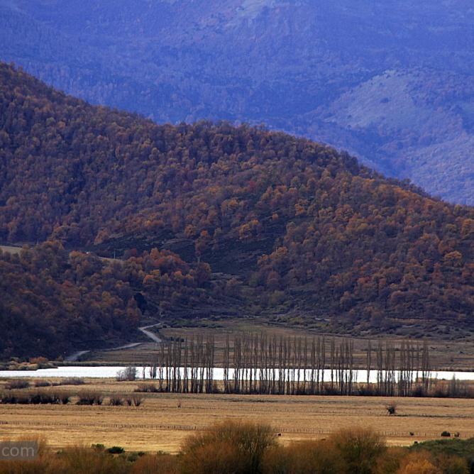 Vista de la Laguna San Pedro