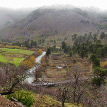 El Mañoso, Río Ránquil.
