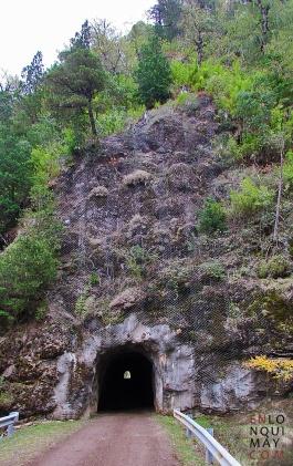Túnel en Contraco