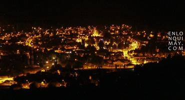 Lonquimay nocturno