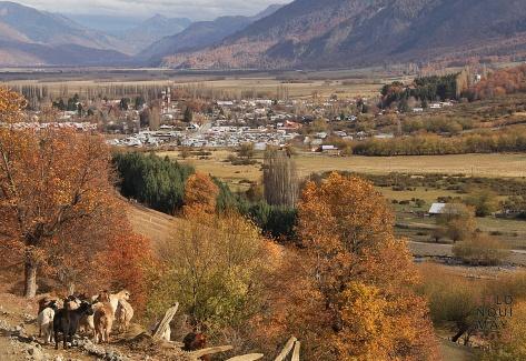 Vista desde Huachicahue