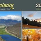 Calendario Lonquimay 2020.